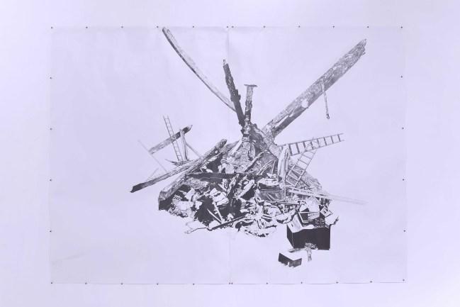 a l'heure du dessin, 6ème temps, tracé - 4 - château de servières - © aurélien meimaris (4)