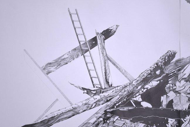 a l'heure du dessin, 6ème temps, tracé - 4 - château de servières - © aurélien meimaris (7)